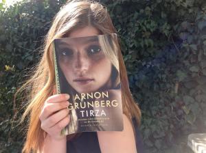 Arnon Grunberg – Tirza (bookfaced by Mijntje, Maastricht 2013)